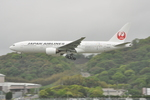 snow_shinさんが、福岡空港で撮影した日本航空 777-289の航空フォト(飛行機 写真・画像)