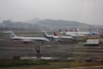Hiro-hiroさんが、台北松山空港で撮影した華捷商務航空 BD-700-1A10 Global Expressの航空フォト(写真)