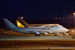 フォト太郎さんが、中部国際空港で撮影したカリッタ エア 747-4B5F/SCDの航空フォト(写真)