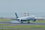 フォト太郎さんが、中部国際空港で撮影したキャセイパシフィック航空 A350-1041の航空フォト(写真)