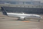 なまくら はげるさんが、羽田空港で撮影したルフトハンザドイツ航空 A350-941XWBの航空フォト(写真)