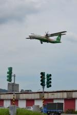 hirokongさんが、台北松山空港で撮影した立栄航空 ATR-72-600の航空フォト(写真)