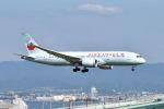 ワイエスさんが、関西国際空港で撮影したエア・カナダ 787-8 Dreamlinerの航空フォト(写真)