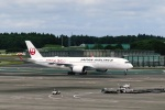 DVDさんが、成田国際空港で撮影した日本航空 A350-941XWBの航空フォト(写真)