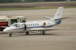Tomochanさんが、函館空港で撮影した朝日新聞社 560 Citation Encoreの航空フォト(写真)