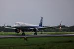 Zakiyamaさんが、熊本空港で撮影した全日空 A321-272Nの航空フォト(写真)