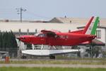ムネキンさんが、松山空港で撮影したせとうちSEAPLANES Kodiak 100の航空フォト(写真)