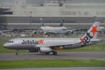 JA8037さんが、香港国際空港で撮影したジェットスター・アジア A320-232の航空フォト(写真)