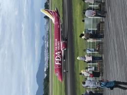 コマキサン(マキちゃん)さんが、静岡空港で撮影したフジドリームエアラインズ ERJ-170-200 (ERJ-175STD)の航空フォト(飛行機 写真・画像)