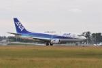 kumagorouさんが、仙台空港で撮影したエアーネクスト 737-54Kの航空フォト(写真)