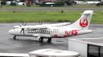 誘喜さんが、出雲空港で撮影した日本エアコミューター ATR-42-600の航空フォト(写真)