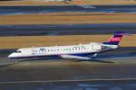 yabyanさんが、中部国際空港で撮影したアイベックスエアラインズ CL-600-2C10 Regional Jet CRJ-702の航空フォト(写真)