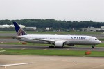 T.Sazenさんが、成田国際空港で撮影したユナイテッド航空 787-9の航空フォト(写真)
