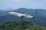 ヒロジーさんが、広島空港で撮影したシルクエア 737-8SAの航空フォト(写真)