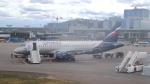 誘喜さんが、ヘルシンキ空港で撮影したアエロフロート・ロシア航空 100-95Bの航空フォト(写真)