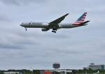 mojioさんが、成田国際空港で撮影したアメリカン航空 777-223/ERの航空フォト(飛行機 写真・画像)