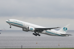 syunさんが、羽田空港で撮影したクリスタル・ラグジュアリー・エア 777-29M/LRの航空フォト(写真)