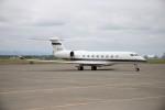 北の熊さんが、新千歳空港で撮影したメトロジェット G650 (G-VI)の航空フォト(飛行機 写真・画像)