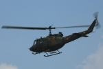 Zakiyamaさんが、熊本空港で撮影した陸上自衛隊 UH-1Jの航空フォト(写真)