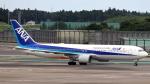 誘喜さんが、成田国際空港で撮影した全日空 767-381/ERの航空フォト(飛行機 写真・画像)