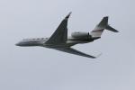 つっさんさんが、関西国際空港で撮影したTAG Aviation Asia Gulfstream G650 (G-VI)の航空フォト(写真)