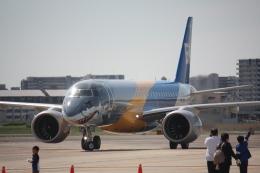 A.Tさんが、伊丹空港で撮影したエンブラエル ERJ-190-300 STD (E190-E2)の航空フォト(飛行機 写真・画像)