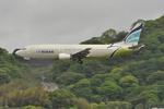 snow_shinさんが、福岡空港で撮影したエアプサン 737-48Eの航空フォト(飛行機 写真・画像)