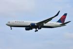 mojioさんが、成田国際空港で撮影したデルタ航空 767-332/ERの航空フォト(飛行機 写真・画像)