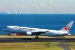 Hiro-hiroさんが、羽田空港で撮影した日本航空 767-346の航空フォト(写真)
