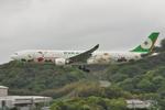 snow_shinさんが、福岡空港で撮影したエバー航空 A330-302Xの航空フォト(写真)