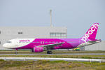 SGR RT 改さんが、関西国際空港で撮影したピーチ A320-214の航空フォト(写真)