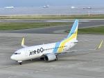 東亜国内航空さんが、神戸空港で撮影したAIR DO 737-781の航空フォト(写真)