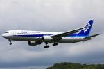 Love Airbus350さんが、福岡空港で撮影した全日空 767-381/ERの航空フォト(写真)