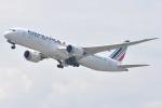 ITM44さんが、関西国際空港で撮影したエールフランス航空 787-9の航空フォト(写真)