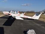 とびたさんが、大利根飛行場で撮影した日本モーターグライダークラブ G109Bの航空フォト(写真)