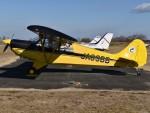 とびたさんが、大利根飛行場で撮影した日本モーターグライダークラブ A-1 Huskyの航空フォト(写真)