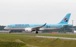 うみBOSEさんが、新千歳空港で撮影した大韓航空 A220-300 (BD-500-1A11)の航空フォト(写真)