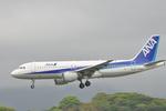 snow_shinさんが、福岡空港で撮影した全日空 A320-211の航空フォト(写真)