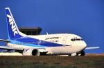 デデゴンさんが、石見空港で撮影したエアーニッポン 737-5L9の航空フォト(写真)