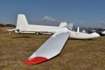 とびたさんが、真壁滑空場で撮影した日本個人所有 PW-6Uの航空フォト(写真)