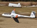 とびたさんが、真壁滑空場で撮影した日本個人所有 Discus bの航空フォト(写真)