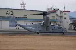 とびたさんが、明野駐屯地で撮影したアメリカ海兵隊 MV-22Bの航空フォト(飛行機 写真・画像)