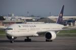だいすけさんが、ニノイ・アキノ国際空港で撮影したサウディア 777-368/ERの航空フォト(写真)