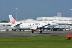 masatakaさんが、鹿児島空港で撮影した日本エアコミューター 340Bの航空フォト(写真)