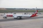 matsuさんが、フランクフルト国際空港で撮影したTAM航空 777-32W/ERの航空フォト(写真)