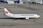 Gambardierさんが、中部国際空港で撮影した日本トランスオーシャン航空 737-4Q3の航空フォト(写真)