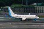 DVDさんが、成田国際空港で撮影した大韓航空 737-7B5 BBJの航空フォト(写真)