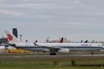 344さんが、成田国際空港で撮影した中国国際航空 A330-343Xの航空フォト(写真)