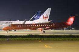 MOR1(新アカウント)さんが、北九州空港で撮影したコリアエクスプレスエア ERJ-145LRの航空フォト(写真)