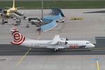 matsuさんが、フランクフルト国際空港で撮影したユーロロット ATR-72-202の航空フォト(写真)